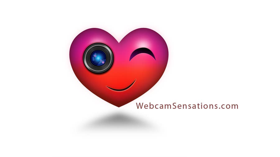 Inscrição nº                                         173                                      do Concurso para                                         Logo Design for Webcam Sensations