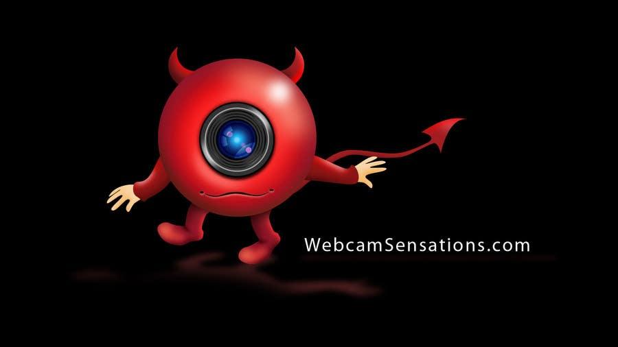 Inscrição nº                                         176                                      do Concurso para                                         Logo Design for Webcam Sensations