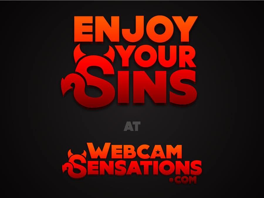 Inscrição nº                                         320                                      do Concurso para                                         Logo Design for Webcam Sensations