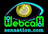 Bài tham dự #270 về Graphic Design cho cuộc thi Logo Design for Webcam Sensations