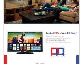Nro 9 kilpailuun Design a landing page for our competition käyttäjältä Mhasan626297