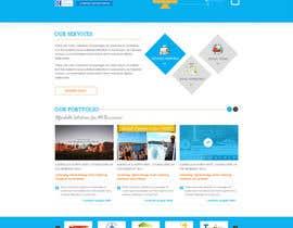 #1 cho Design a Website Mockup for Digital Agency Website bởi obizzy
