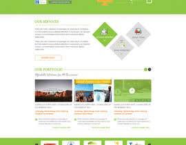 #2 cho Design a Website Mockup for Digital Agency Website bởi obizzy
