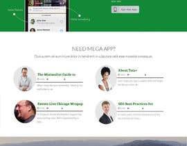 #23 cho Design a Website Mockup for Digital Agency Website bởi lassoarts