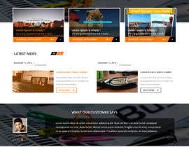 #25 cho Design a Website Mockup for Digital Agency Website bởi syrwebdevelopmen