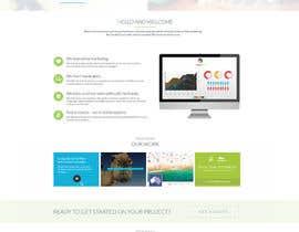 #21 cho Design a Website Mockup for Digital Agency Website bởi AustralDesign