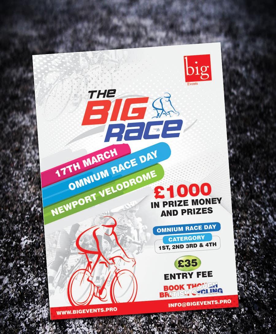 Inscrição nº 42 do Concurso para Advertisement Design for BIG Events