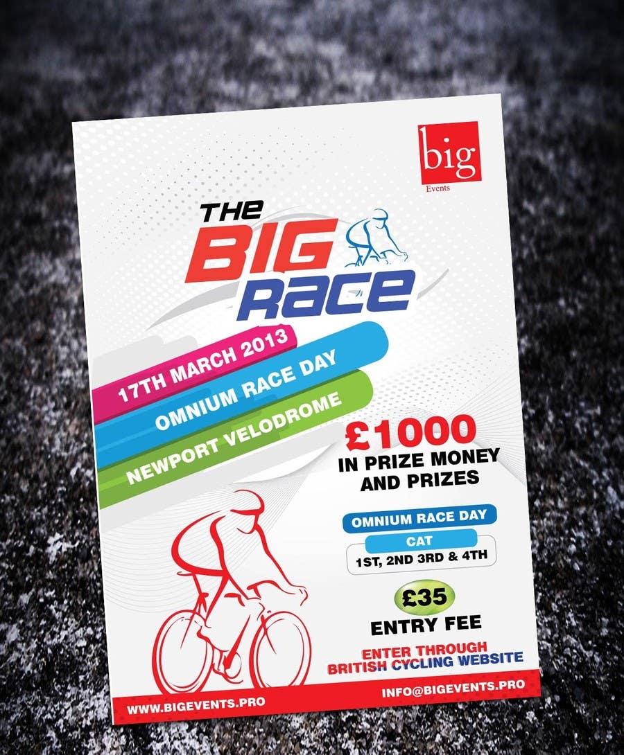 Inscrição nº 60 do Concurso para Advertisement Design for BIG Events