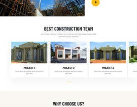 #36 for ReDesign for a wordPress websites. by nizagen