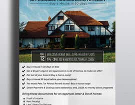 #2 per Flyer for Buy a house quick & easy seminar da tannish27