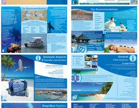 #2 para Brochure Design for Tropical Collections Maldives Pvt Ltd. por ManuelSabatino
