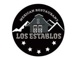 Nro 85 kilpailuun Logo Design - Los Establos Mexican Restaurant käyttäjältä Alejandroap22