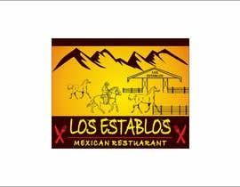 Nro 63 kilpailuun Logo Design - Los Establos Mexican Restaurant käyttäjältä narvekarnetra02