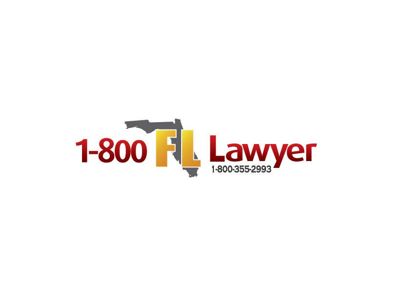 Contest Entry #179 for Logo Design for 1-800FLLawyer