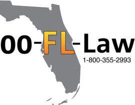 #203 para Logo Design for 1-800FLLawyer por casdesignstudio