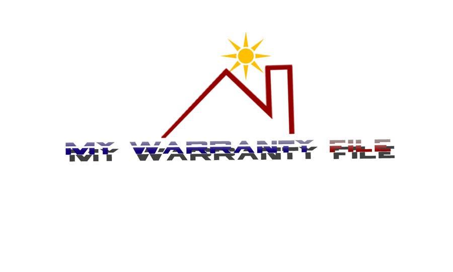 Inscrição nº 32 do Concurso para Logo Design for My Warranty File