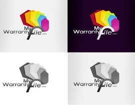 #163 para Logo Design for My Warranty File por YogNel
