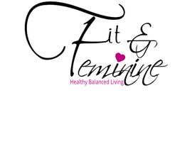 #110 para Design a Logo for Fit & Feminine por ricardosanz38