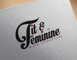#93 para Design a Logo for Fit & Feminine por TheTigerStudio
