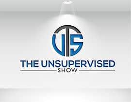 """nº 21 pour Logo for an """"The Unsupervised Show"""" par rabiulislam6947"""