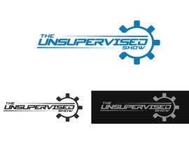 """nº 20 pour Logo for an """"The Unsupervised Show"""" par Satyasen"""