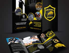 #14 pentru Flyer Design for security and transportation company de către creationz2011