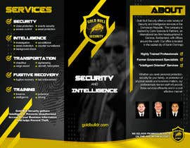 #17 para Flyer Design for security and transportation company por MJBenitez
