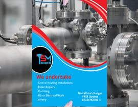 #27 untuk Design a Flyer for Gas compnay oleh jakirhossain9246