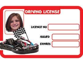 #16 para Children's Drivers licence por biplabnayan