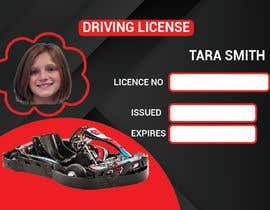 #21 para Children's Drivers licence por biplabnayan