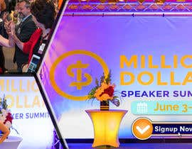 radissionit tarafından Facebook Ad for Million Dollar Speaker Summit için no 8