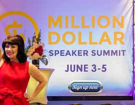 TINKERSMIND tarafından Facebook Ad for Million Dollar Speaker Summit için no 5
