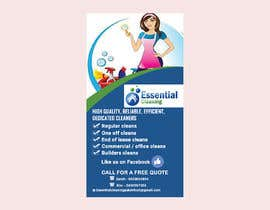 #26 for DL size flyer for home cleaning business by ranamdshohel393