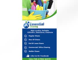 #28 for DL size flyer for home cleaning business by nazmulhuda1144