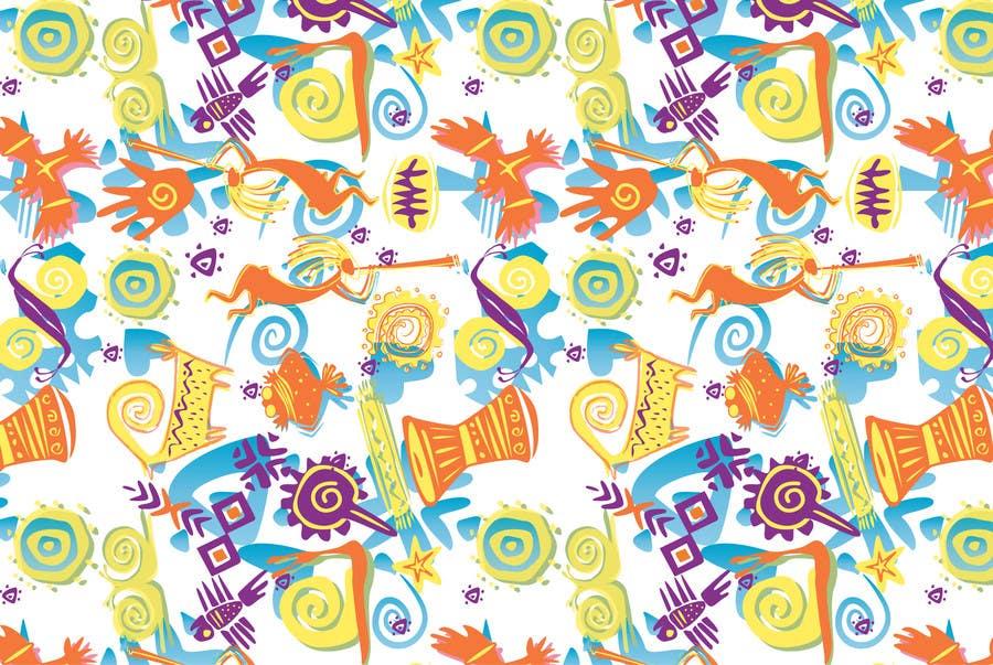 Inscrição nº                                         9                                      do Concurso para                                         Graphic Design for Textile Manufacturer (Round 2)