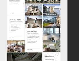 #55 для Homebuilder website redesign от RedstoneIT