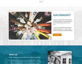 #39 для Homebuilder website redesign от xprtdesigner