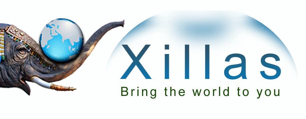 Penyertaan Peraduan #188 untuk Logo Design for Xillas