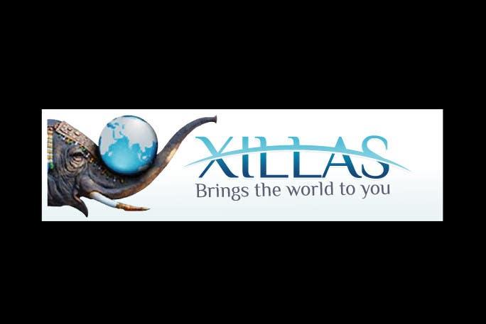 Penyertaan Peraduan #58 untuk Logo Design for Xillas