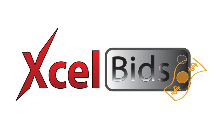 Penyertaan Peraduan #190 untuk Logo Design for xcelbids.com