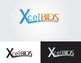 Nro 238 kilpailuun Logo Design for xcelbids.com käyttäjältä nimeshdilhara