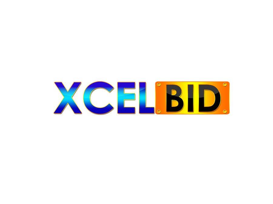 Penyertaan Peraduan #247 untuk Logo Design for xcelbids.com