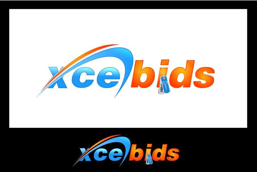 Penyertaan Peraduan #267 untuk Logo Design for xcelbids.com
