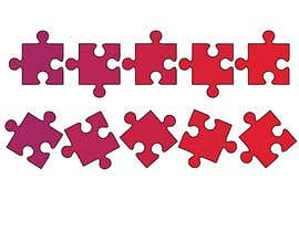 #5 for Graphic Design of Puzzle Pieces by Sourov75