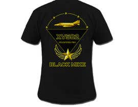#147 for Jet Fighter t-shirt design needed. by kbh55ed80a038c1f