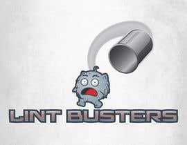 tobyquijano tarafından Design a Logo for Lint Busters o.m. için no 25