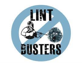 shwetharamnath tarafından Design a Logo for Lint Busters o.m. için no 11