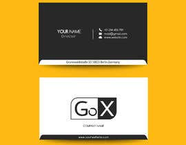 #114 for Design a great Business Card with Logo for a Machine Learning company by Roronoa12