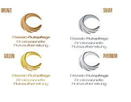 #10 for Logo in Bronze, Silver, Gold, Platium by aarushvarma