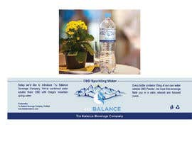 #5 for Design our bottled water label af eling88
